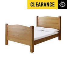 Collection Castillo Pine Bed Frame - Kingsize