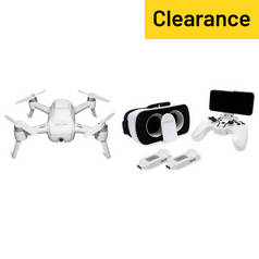 Yuneec Breeze 4K Quadcopter Drone bundle