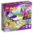more details on LEGO DUPLO Sofia The First Magical Carriage - 10822.