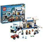 more details on LEGO City Mobile Command Centre - 60139.