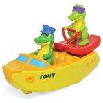 more details on Tomy Ski Boat Croc.