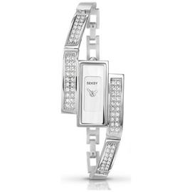 Seksy Ladies' Stone Set 4883 Bracelet Watch