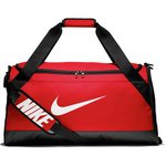 more details on Nike Brasilia Medium Holdall - Red.
