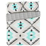 more details on HOME Navajo Bedding Set - Double.