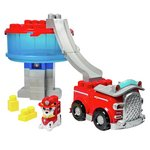 more details on PAW Patrol Ionix Jr. Construct the Lookout Tower.