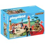 more details on Playmobil Gladiator Arena Playset - 6868.