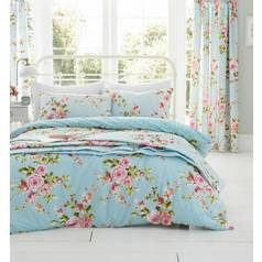 Catherine Lansfield Canterbury Floral Bedding Set - Kingsize