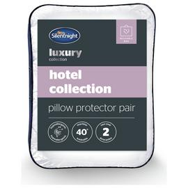 Silentnight Luxury Hotel Collection 2 Pillow Protectors