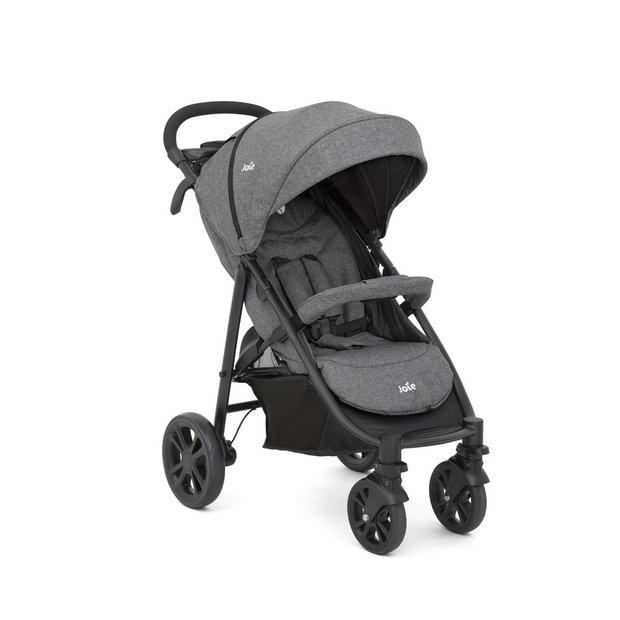 Buy Joie Litetrax 4 Wheel Stroller Chromium Pushchairs