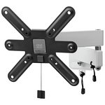 more details on One For All WM6251 Ultra Slim 13-42 Inch Turn 180 TV Bracket