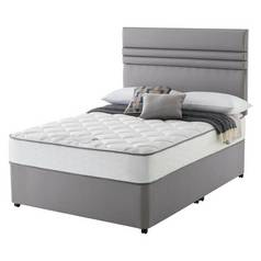 Sealy 1400 Pocket Microquilt Divan Bed - Double