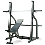 more details on Marcy SM600 Smith Machine & Weight Bench.