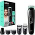 Braun MGK3020 6-in-1 Beard Trimmer and Hair Clipper