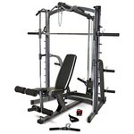 more details on Marcy MWB1282 Home Multi Gym Smith Machine.