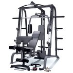 more details on Marcy SM4000 Deluxe Home Gym.