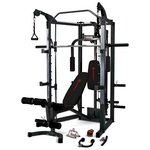 more details on Marcy RS7000 Deluxe Smith Machine Home Multi Gym.