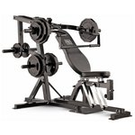 more details on Marcy Pro PM4400 Leverage Home Gym.