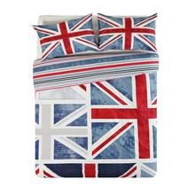 HOME Union Jack Bedding Set - Double