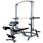 more details on Marcy SM1050 Home Multi Gym Smith Machine.