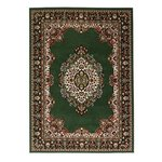 more details on HOME Bukhura Traditional Rug - 160x230cm - Green.