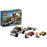 more details on LEGO City ATV Race Team - 60148.