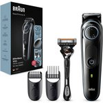 more details on Braun BT3040 Beard Trimmer with Razor.