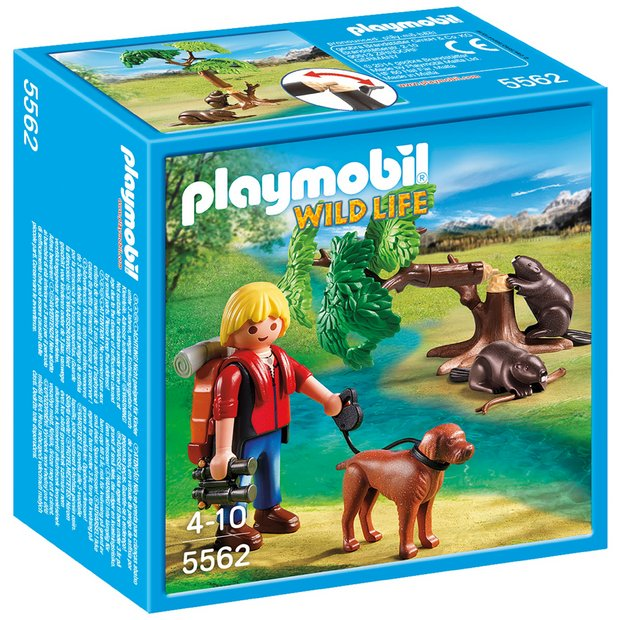 buy playmobil 5562 beavers and backpackers at. Black Bedroom Furniture Sets. Home Design Ideas