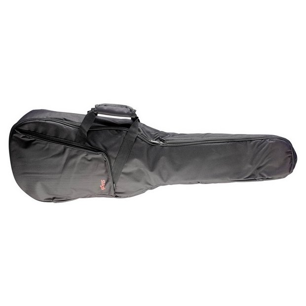 buy stagg padded acoustic guitar bag at your online shop for guitar accessories. Black Bedroom Furniture Sets. Home Design Ideas