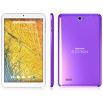 Hipstreet Electron 8 Inch 8GB Tablet - Purple