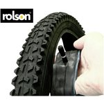 more details on Rolson 26in MTB Tyre And Tube.
