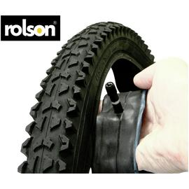 Rolson 26in MTB Tyre and Tube
