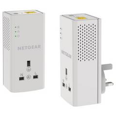 Netgear 1000Mbps Powerline Kit and Pass Through