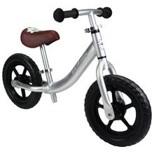 Ace of Play Balance Bike - Anodised Silver