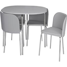 Argos Home Amparo Dining Table & 4 Chairs
