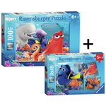 more details on Finding Dory 100 XXL and 3 x 49.