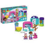 more details on LEGO DUPLO Doc McStuffins Pet Vet Care - 10828.
