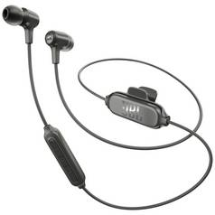 JBL E25 In-Ear Wireless Headphones - Black