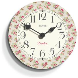 Jones Rose Clock