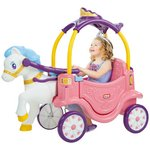 more details on Little Tikes Princess Horse and Carriage.