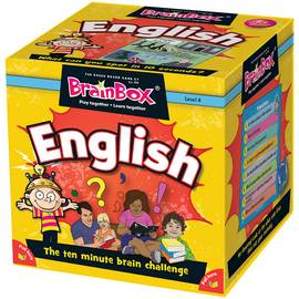 BrainBox English Quiz Game