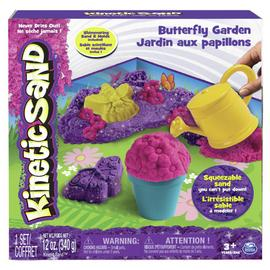 Kinetic Sand Butterfly Garden Set