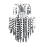 more details on Collection Kirsty Beaded Shade - Grey.