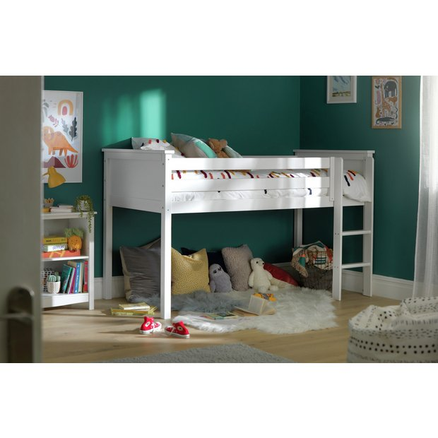 Buy Collection Kingston Mid Sleeper White At Your Online Shop For Children 39 S
