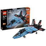 more details on LEGO Technic Air Race Jet - 42066.