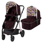 more details on Cosatto Wow Pram & Pushchair - Posy.