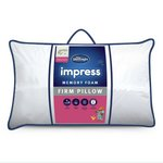 more details on Silentnight Impress Memory Foam Pillow.
