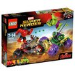 more details on LEGO Super Heroes Hulk Vs Red Hulk - 76078.