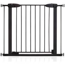 Dreambaby Boston Safety Gate With Extensions - Black.