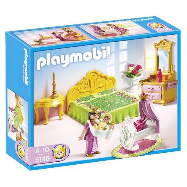 buy playmobil 5146 royal bedroom at your. Black Bedroom Furniture Sets. Home Design Ideas