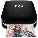 more details on HP Sprocket Photo Printer - Black.
